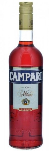 CAMPARI Bitter Likör 1 Liter / 23 % Italien
