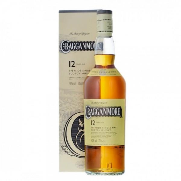 CRAGGANMORE Speyside single Malt Scotch Whisky 70 cl / 40 % Schottland