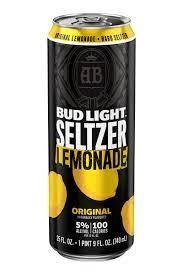 Bud Light Hard Seltzer LEMONADE ORIGINAL 355 ml / 5 % USA