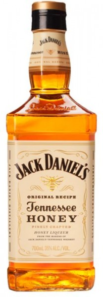 JACK DANIEL'S Tennessee HONEY Whisky 70 cl / 35 % USA