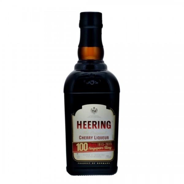 HEERING Cherry Liqueur 50 cl / 24 % Dänemark