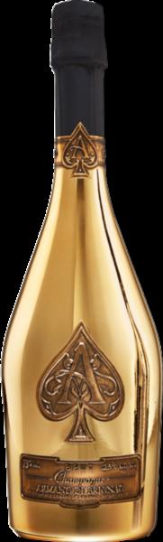 Armand de Brignac Champagner Brut Gold 75 cl / 12 % Frankreich