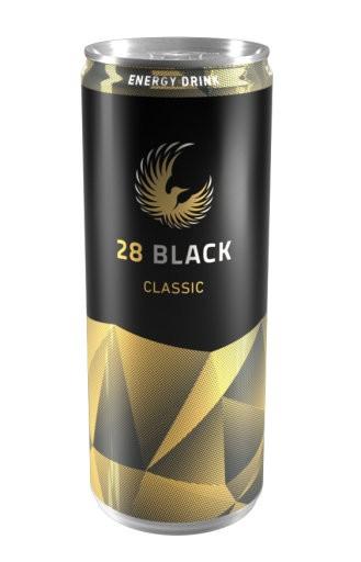 28 BLACK CLASSIC Energy Drink 250 ml Deutschland