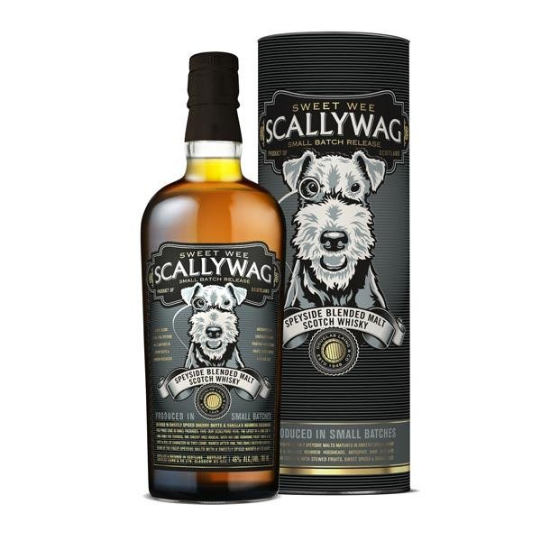 SCALLYWAG Speyside Blended Malt Scotch Whisky 70 cl / 46 % Schottland