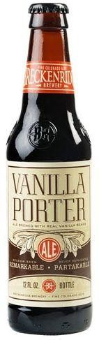 Beckenridge Vanilla Porter 355 ml / 4.7 % USA