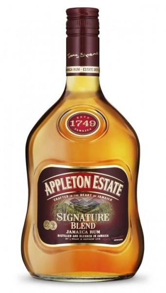 Appleton Estate Singnature Blend Jamaica Rum 70 cl / 40 % Jamaica