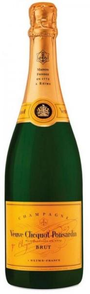 Veuve Clicquot Brut Carte Jaune Champagne 75 cl / 12 % Frankreich