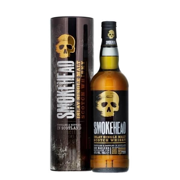 SMOKEHEAD Islay Single Malt Scotch Whisky 70 cl / 43 % Schottland