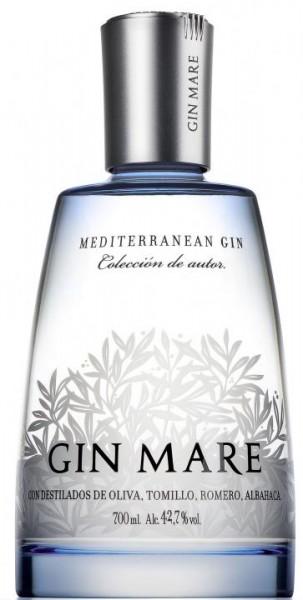 GIN MARE Mediterranean Gin 70 cl / 42.7 % Spanien