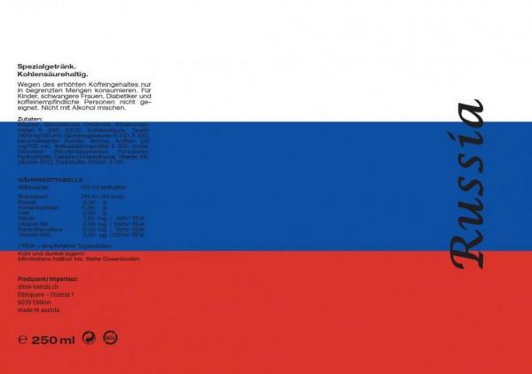 RUSSIA Energy Drink 250 ml
