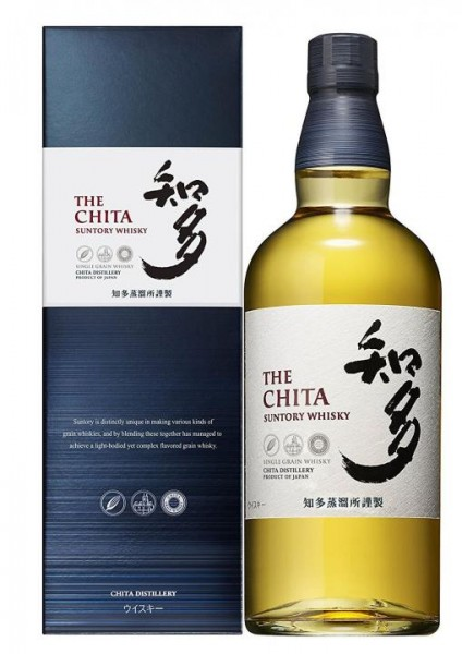 SUNTORY CHITA Single Grain Japanese Whisky 70 cl / 43 % Japan