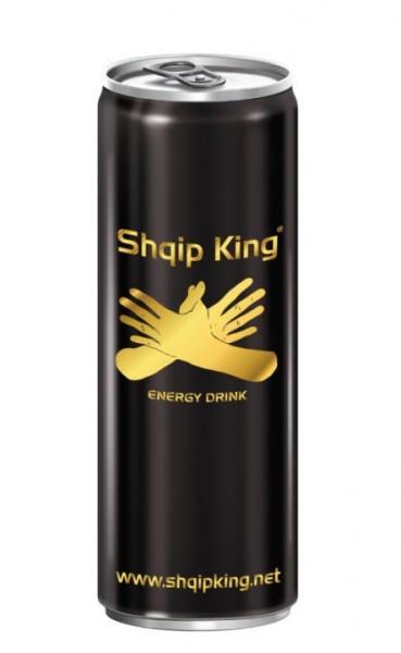 SHQIP KING Energy Drink 250 ml Österreich