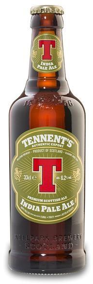TENNENT'S IPA 24 x 330 ml / 6.2 % Schottland