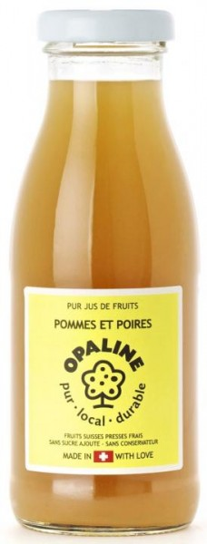 Opaline Pommes Poire - Apfel Birne Fruchtsaft 24 x 250 ml Schweiz