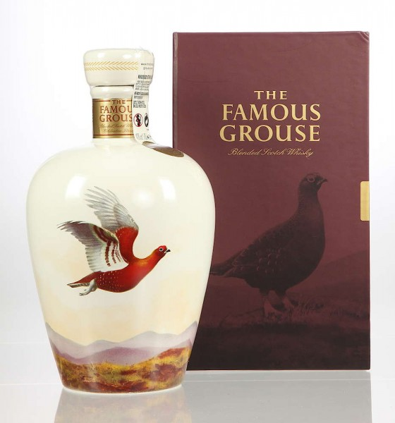 The Famous Grouse CELEBRATION Blend - Blended Scotch Whisky 70 cl / 40 % Schottland