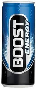 BOOST Energy Drink 250 ml UK