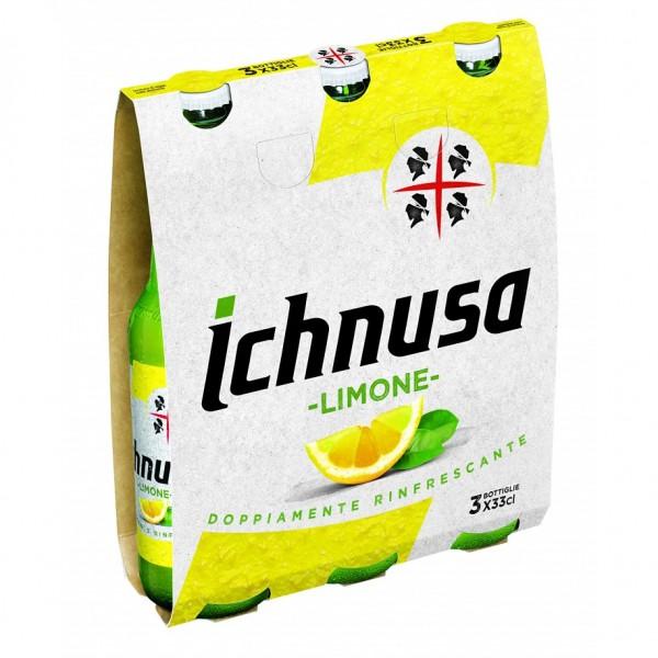 Ichnusa LIMONE Radler Kiste 24 x 330 ml / 2 % Italien