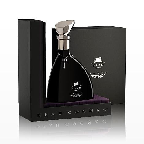 DEAU Cognac BLACK Box 70 cl / 40 % Frankreich