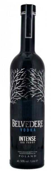 Belvedere Vodka INTENSE 100 Proof 1 Liter / 50 % Polen