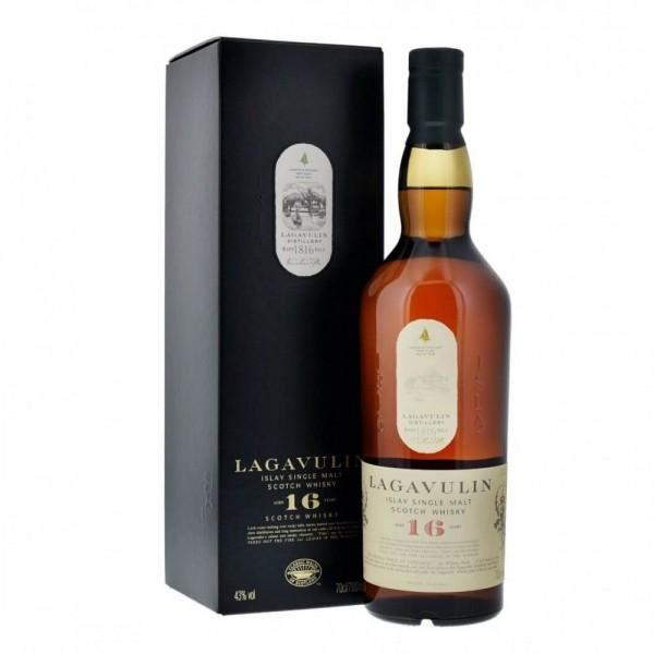 LAGAVULIN 16 Years ISLAY Single Malt Scotch Whisky 70 cl / 43 % Schottland