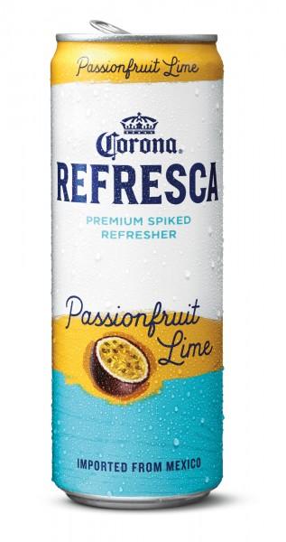 CORONA FRESCA Passionfruit & Lime DOSE 355 ml / 4.5 % Mexiko