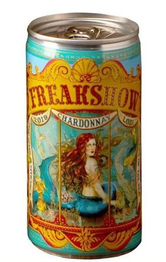 Michael David FREAKSHOW 2019 Chardonnay Dose 18.7 cl / 14.5 % USA