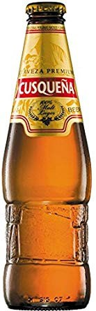 Cusqueña HELL Lager 330 ml / 4.8 % Peru