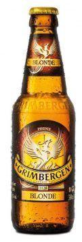 GRIMBERGEN BLONDE Bier 250 ml / 6.7 % Belgien