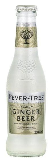 FEVER-TREE Ginger Beer 200 ml UK