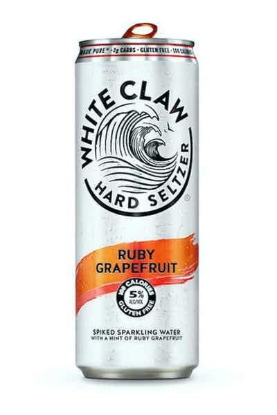 White Claw HARD SELTZER RUBY GRAPEFRUIT 355 ml / 5 % USA
