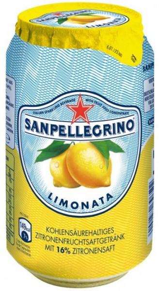 Sanpellegrino LIMONATA 330 ml Italien