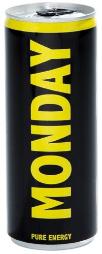 MONDAY Energy Drink Tray 24 x 250 ml Schweiz