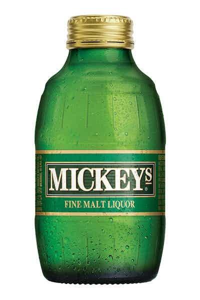 Mickey Fine Malt Liquor Beer 350 ml / 5.6 % USA