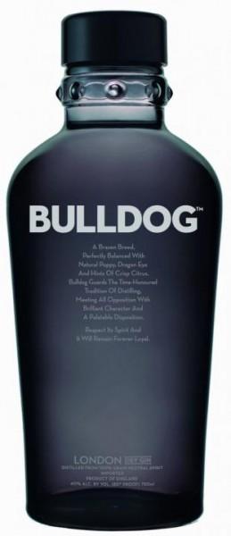 BULLDOG London Dry Gin 70 cl / 40 % UK