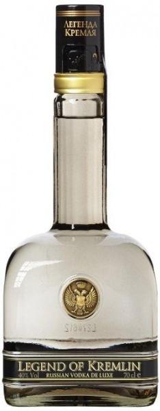 Legend of Kremlin Premium Russian Vodka im Buch 70 cl / 40 % Russland