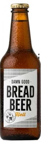 Damn Good BREAD BEER Hell 330 ml / 4.8 % Schweiz