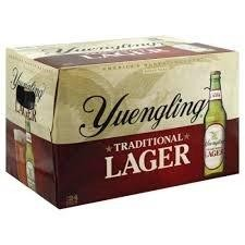 Yuengling Traditional Lager Case 24 x 355 ml / 4.4 % USA