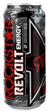 ROCKSTAR Revolt Cooler 500 ml UK