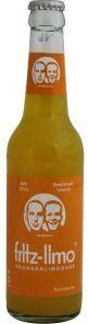 fritz-limo Orangenlimonade 24 x 330 ml Deutschland