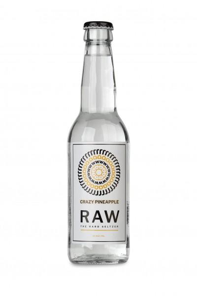 RAW Hard Seltzer CRAZY PINEAPPLE 330 ml / 5 % Schweiz