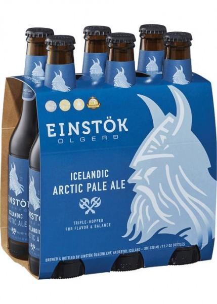EINSTÖK Icelandic Pale Ale Case 24 x 330 ml / 5.6 % Island