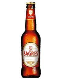 SAGRES Branca (Hell) Bier 24 x 330 ml / 5.1 % Portugal