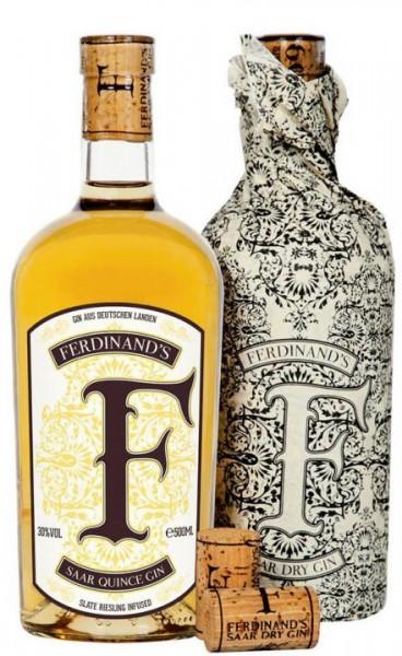 FERDINAND'S Saar QUINCE Gin 50 cl / 30 % Deutschland
