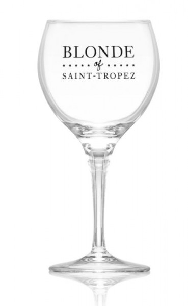 GLAS Blonde of Staint - Tropez Bier 40 cl