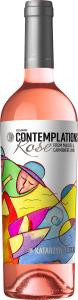 Katarzyna Wine CONTEMPLATIONS ROSE Malbec & Carmenere 75 cl / 13 % Bulgarien