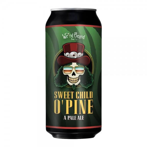 Weird Beard SWEET CHILD O'PINE Pale Ale 440 ml / 4 % UK