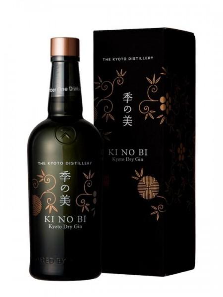 KI NO BI Dry Gin / 45.7 % Japan