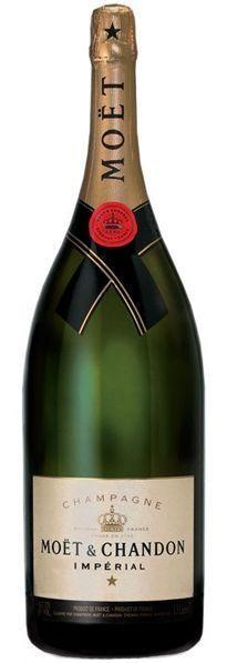 Moet & Chandon Brut Imperial Champagne Methusalem 6 Liter / 12 % Frankreich