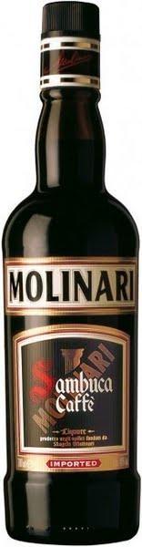 Molinari Sambuca Caffè 70 cl / 40 % Italien