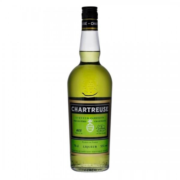 CHARTREUSE Kräuterlikör 70 cl / 55 % Frankreich